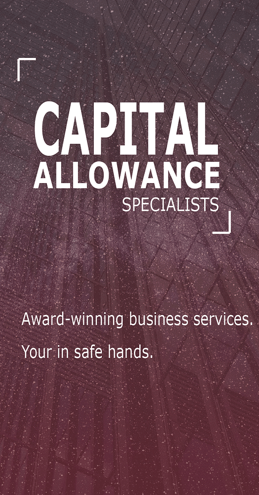 Capital Allowance Specialists in London